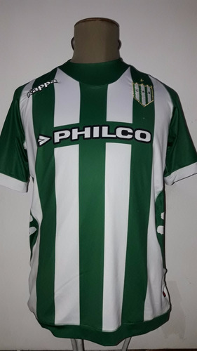 camiseta banfield kappa 2012 m 9 andres chavez impecable