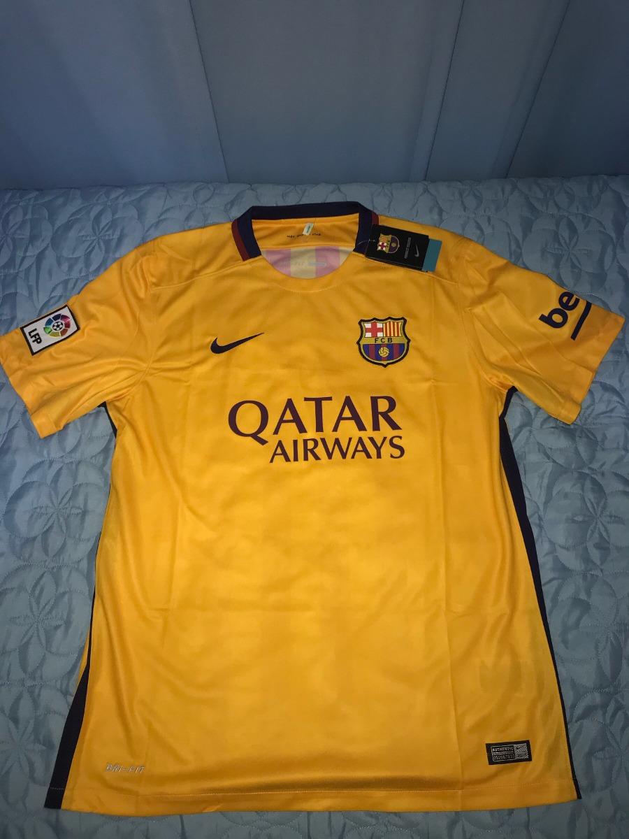 f3a278389b83a camiseta barcelona 15 16. Cargando zoom.