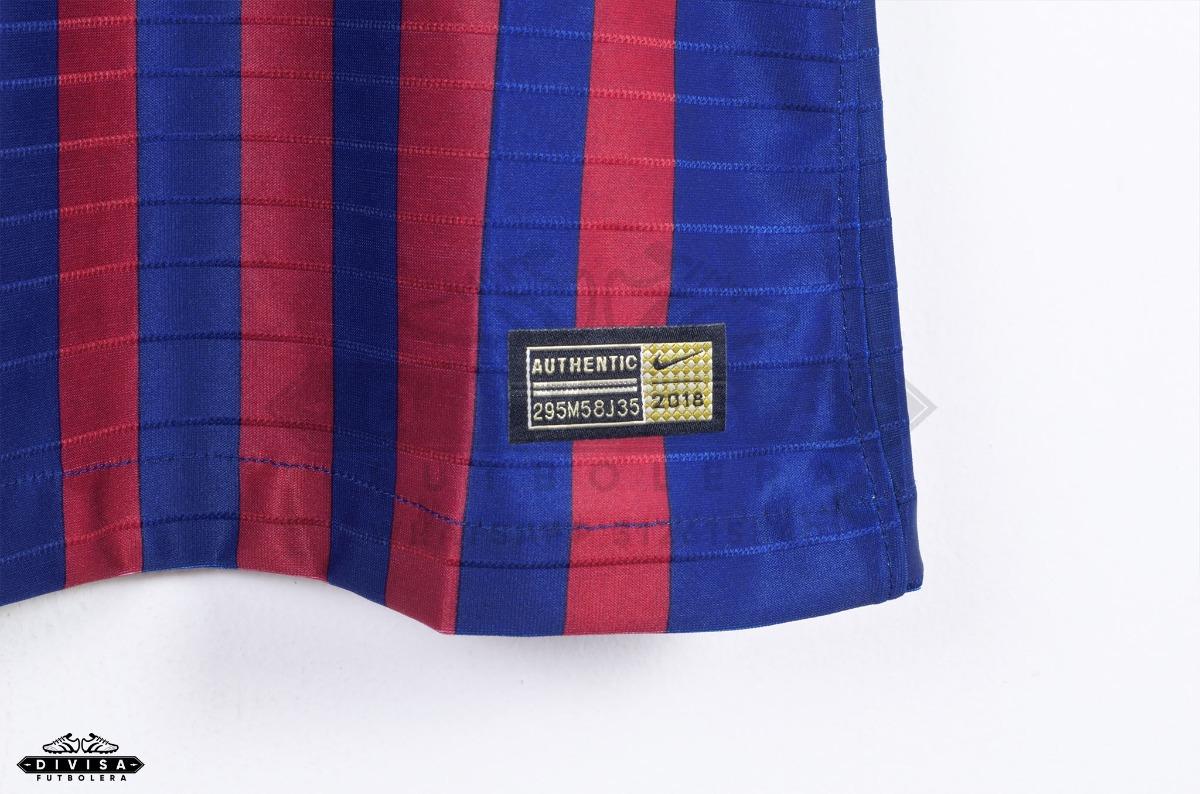 Camiseta Barcelona 18-19 Version Jugador Messi Aeroswift -   129.900 en  Mercado Libre be20a4b2c4c