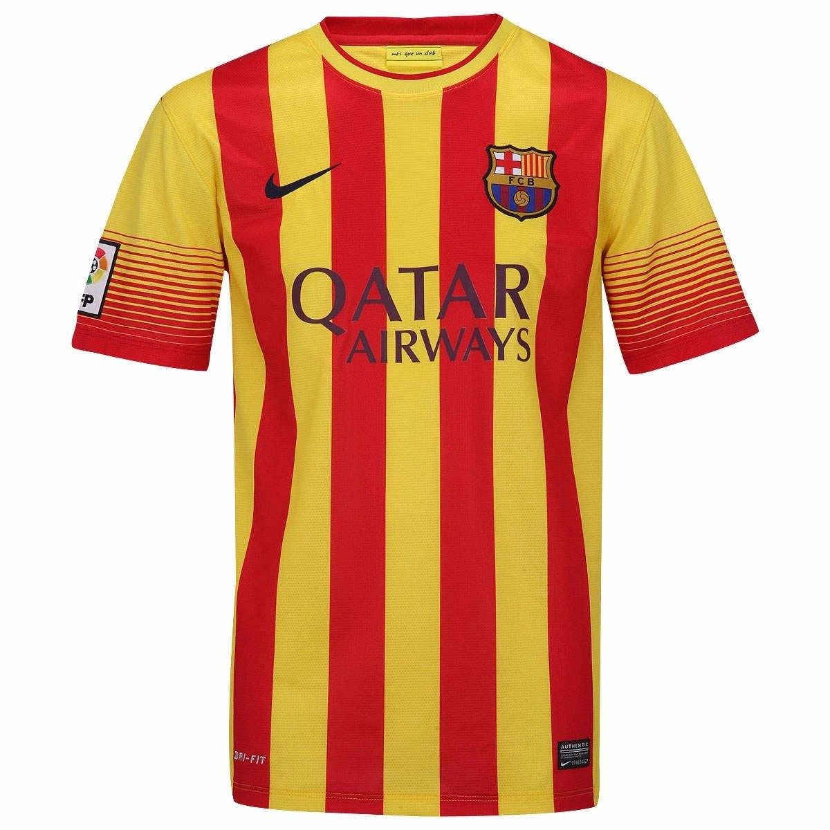 camiseta barcelona 2 oficial - original !!! gg - v2mshop. Carregando zoom. b7b9344838c9e