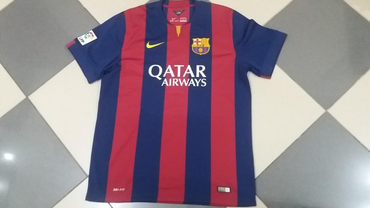 camiseta barcelona 2014 neymar jr 11 original importada. Carregando zoom. f04ab66500447