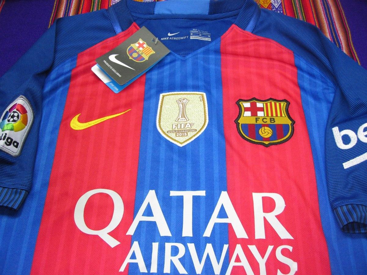 2375a0c667837 camiseta barcelona 2016 - 2017. Cargando zoom.
