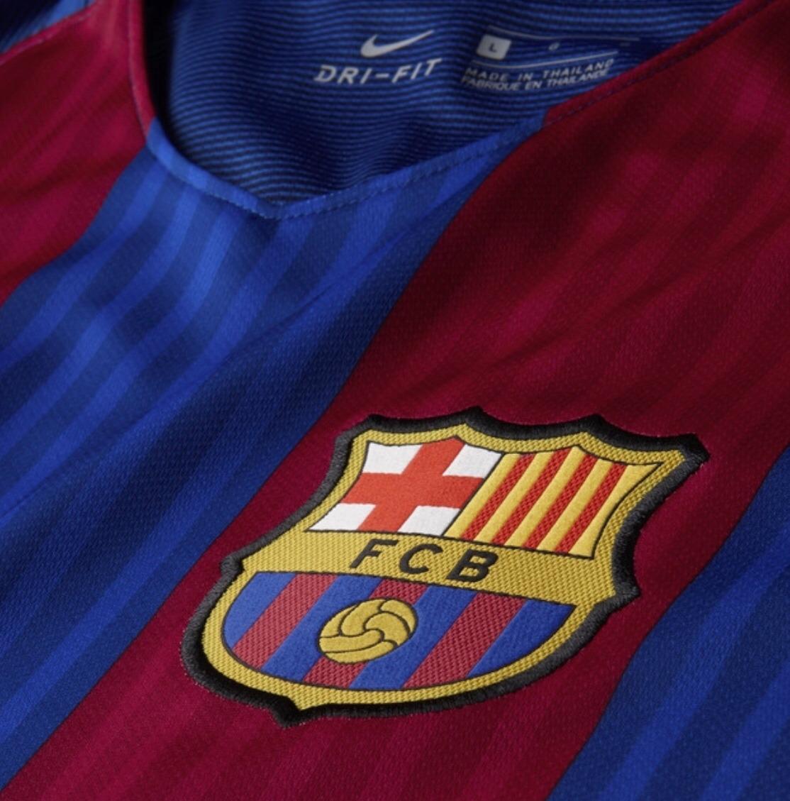 camiseta barcelona 2016-2017 original nike barca envío grati. Cargando zoom. 010d44a76f6