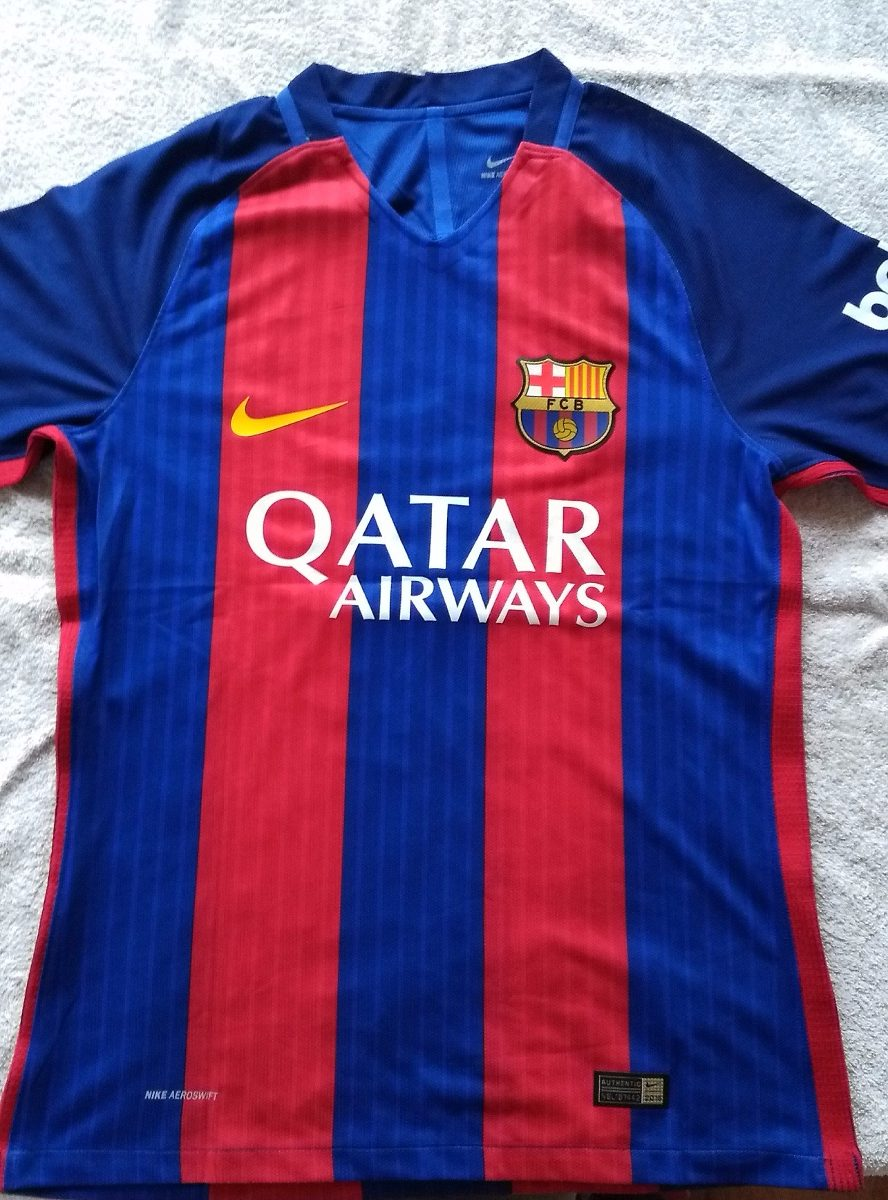 5f4f9af05299f Camiseta Barcelona 2016-2017