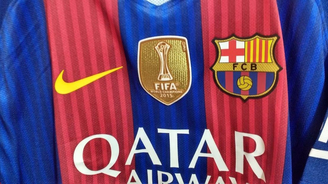 Camiseta Barcelona 2016 2017 Messi Neymar O Personalizada
