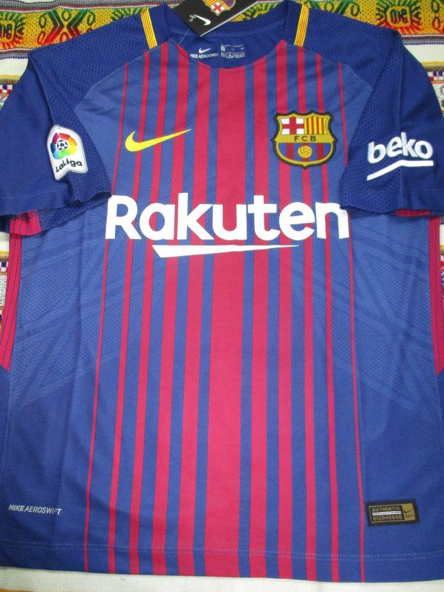 camiseta barcelona 2017-2018 niño. Cargando zoom. 6b812059285
