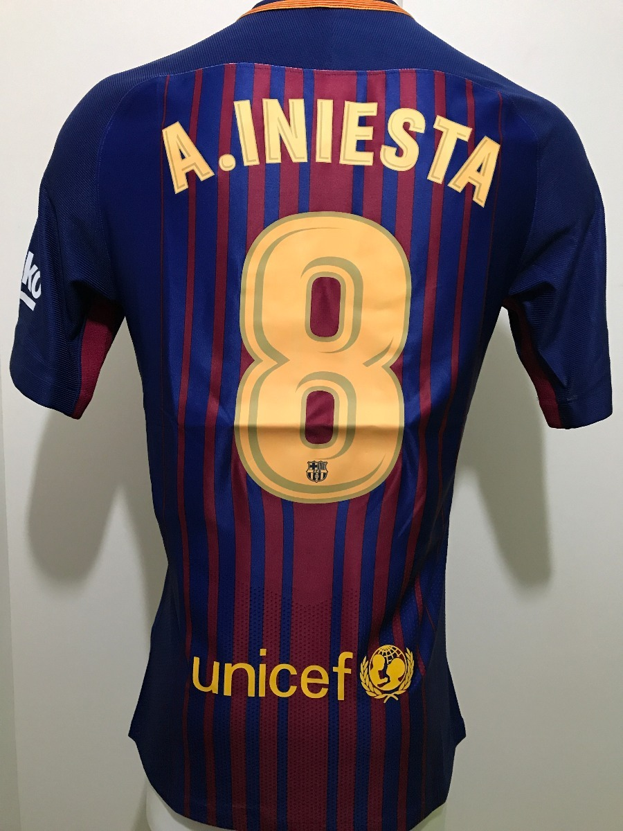 4a8355f28df1a Camiseta Barcelona 2017 2018 -   25.000 en Mercado Libre