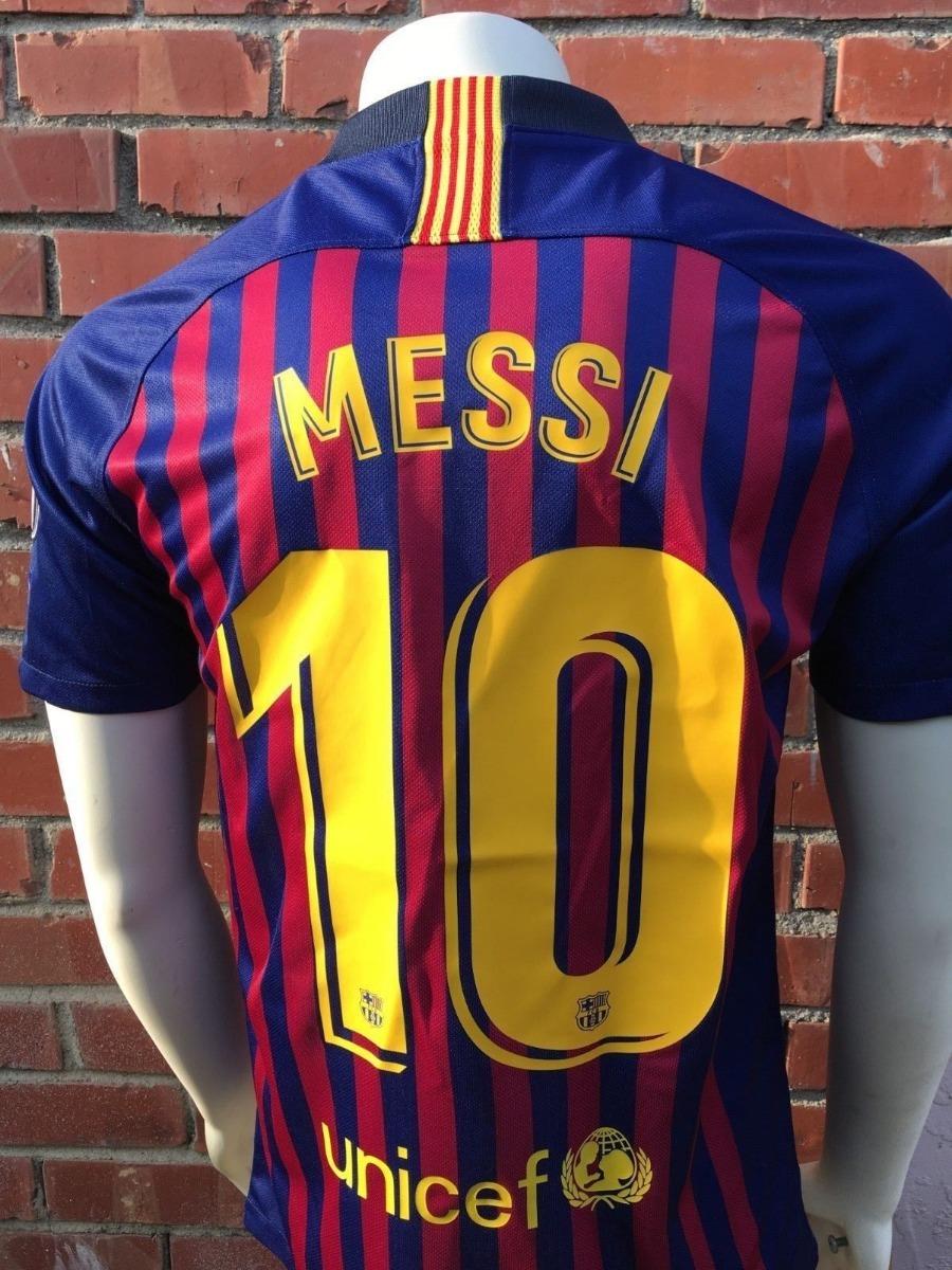 camiseta barcelona 2018-2019 messi 1ª equipación. Cargando zoom. b5ac87a16d2d1