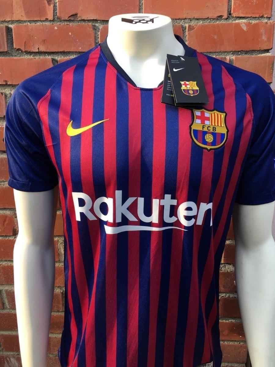 camiseta barcelona 2018-2019 messi 1ª equipación. Cargando zoom. 6965a55b3d6