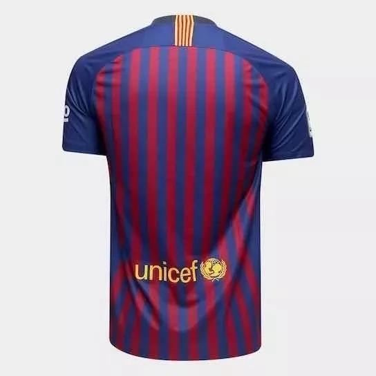 2187095fdb9c7 Camiseta Barcelona 2018 Original 100% Nike - 88 - R  179