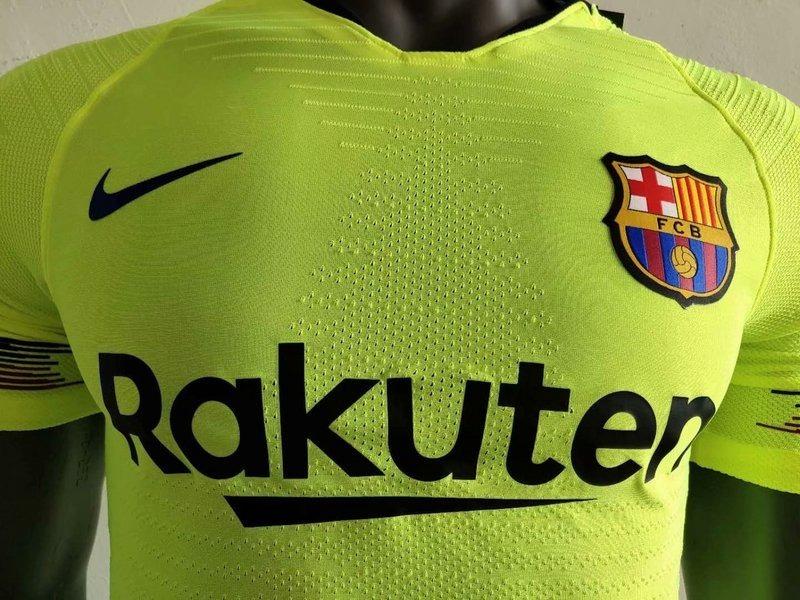 camiseta barcelona 2018 2019 visitante campeon liga match. Cargando zoom. 0f10ff7aa12