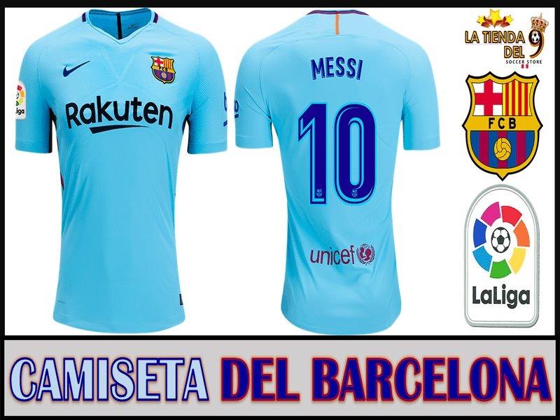 camiseta barcelona 2da equipación nike 2018 envíos todo peru. Cargando zoom. 30781104a4a