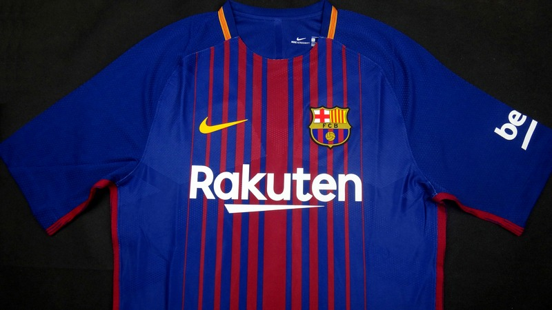 camiseta barcelona aeroswift original player 50% descuento. Cargando zoom. 00d17fed1bab7