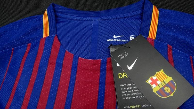 camiseta barcelona aeroswift original player 50% descuento. Cargando zoom. a5312e4735b