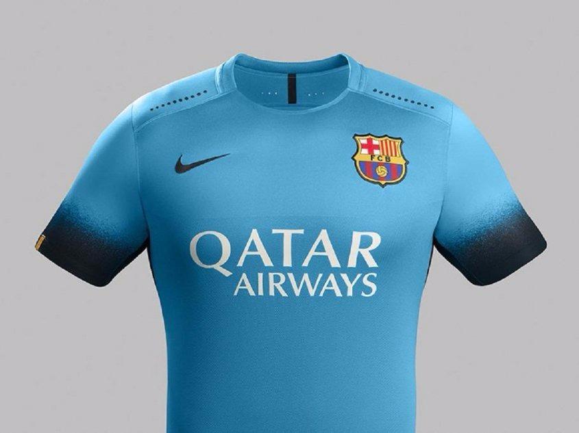5fa7cc87d50af camiseta barcelona altern 15 16 (a10). Cargando zoom.