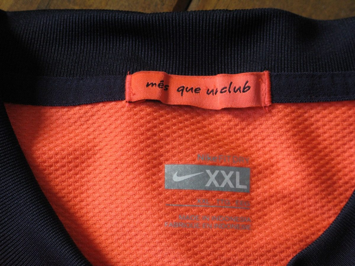Cargando zoom... barcelona clubes camiseta 5 camiseta barcelona mundial de clubes  2010 messi xxl real 5ab946cf4fc21