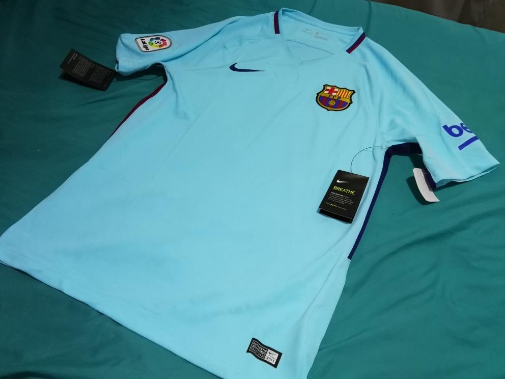 Camiseta Barcelona De España Nike Original Talla L Nueva -   120.000 ... a01a1293a77