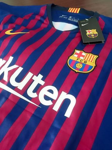 camiseta barcelona - entrega inmediata talla m
