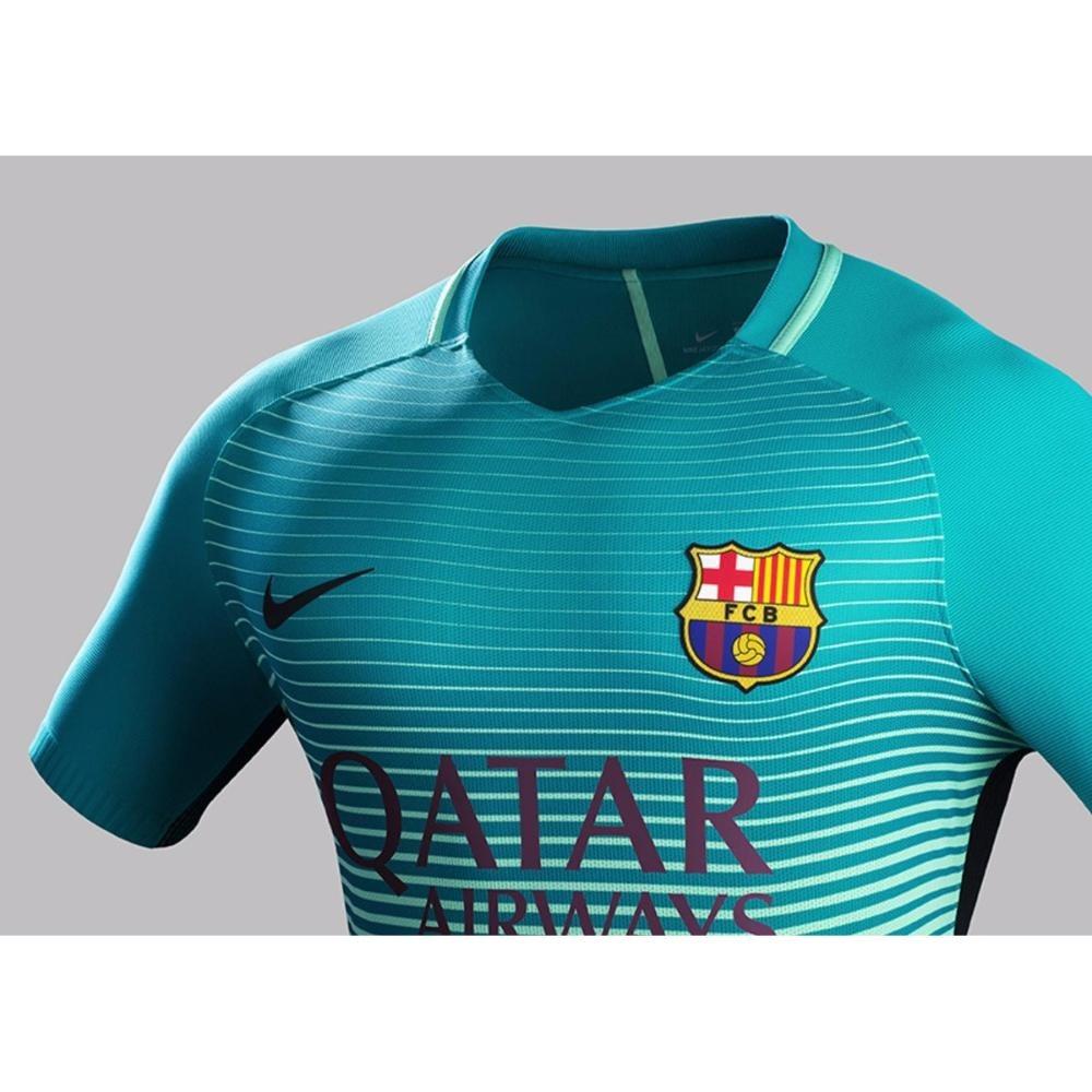 ecb42f4f39552 Camiseta Barcelona F.c 2016-2017 Match Alterna Aeroswift -   130.000 ...