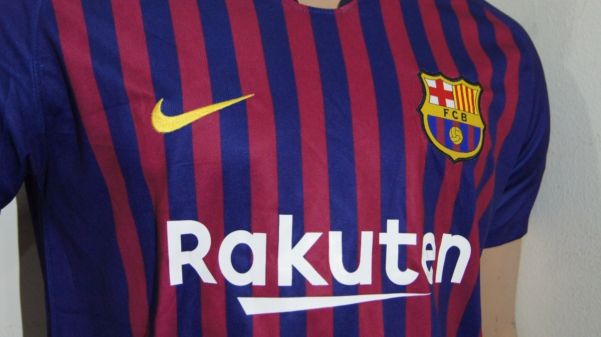 camiseta barcelona f.c 2018 2019 champions league estadium. Cargando zoom. a089e051263