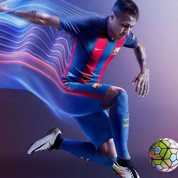 Camiseta Barcelona Fc Local 2016 2017 Solo Niños Messi - Bs. 48 f7bade8a9bd