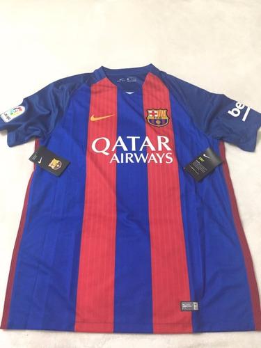 camiseta barcelona fc local 2016