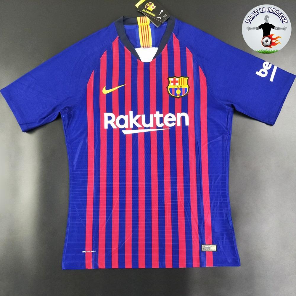 camiseta barcelona local 2018 19 vaporknit - versión jugador. Cargando zoom. fcaa1f1e8da
