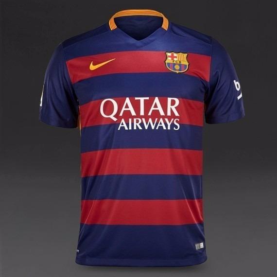 Camiseta Barcelona Nike Original Número 11 (neymar) 2015 - R  150 62960af14c5a9