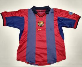 5157bbd6f6 Camiseta Barcelona Niño - Camisetas de Club internacional Barcelona ...
