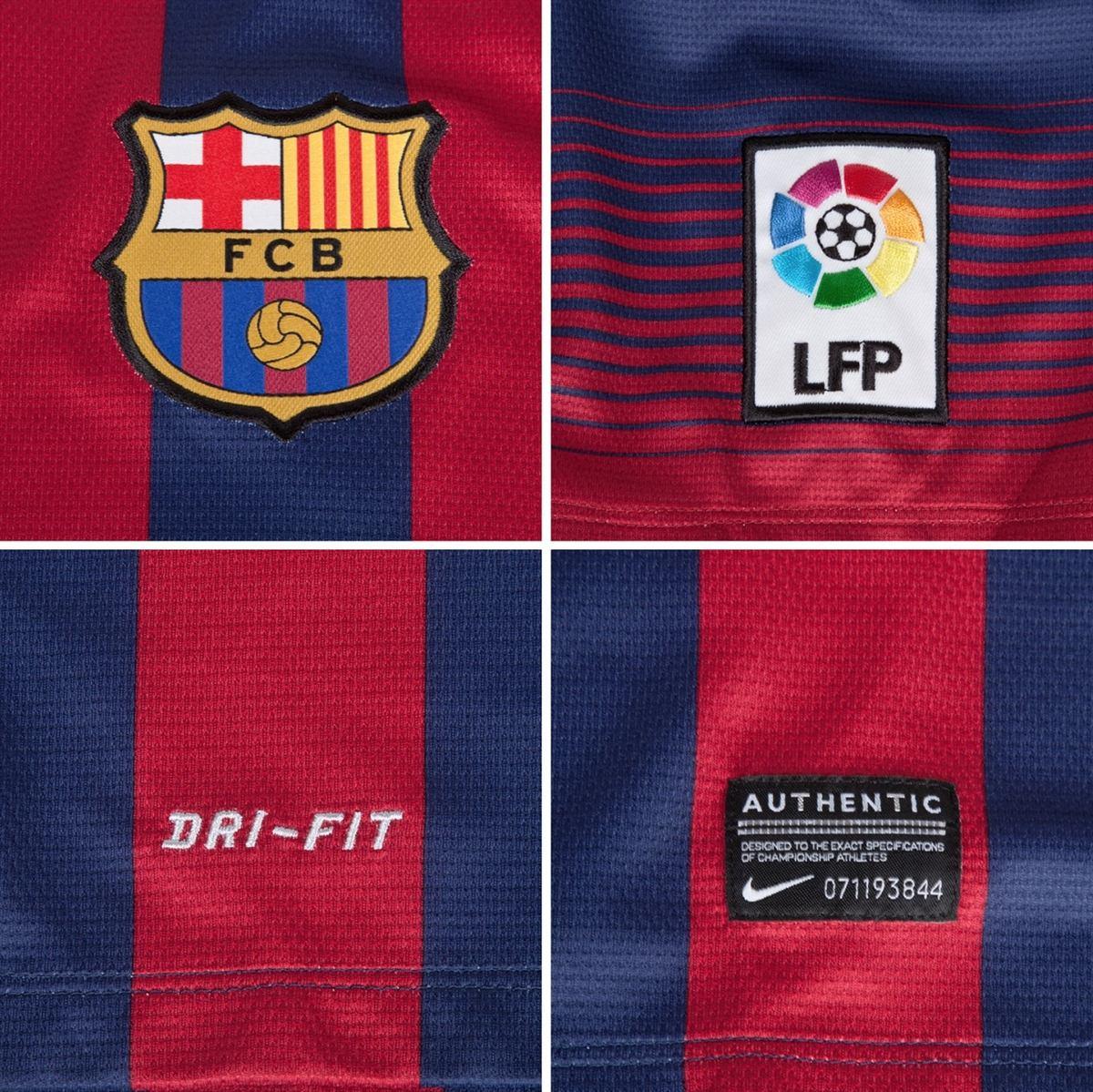 camiseta barcelona niños original     el más barato   . Cargando zoom. 8143724a7a437