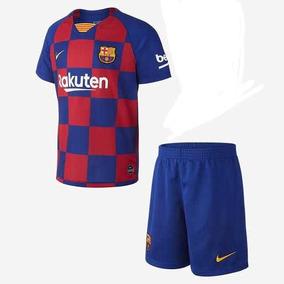 Messi Short Niño Camiseta Barcelona 2019 IYf7yvb6g