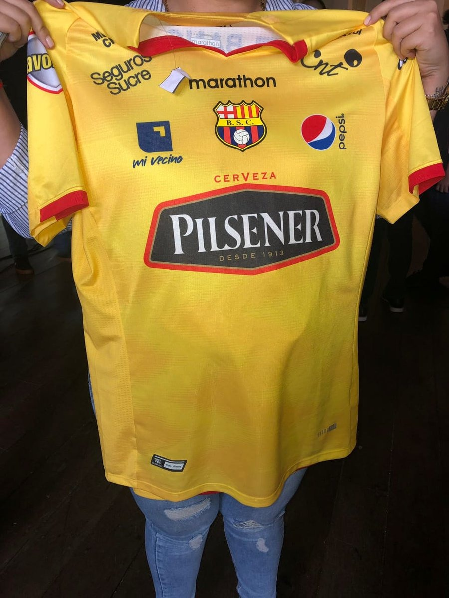 camiseta barcelona sporting club. Cargando zoom. cd9cd409b6d