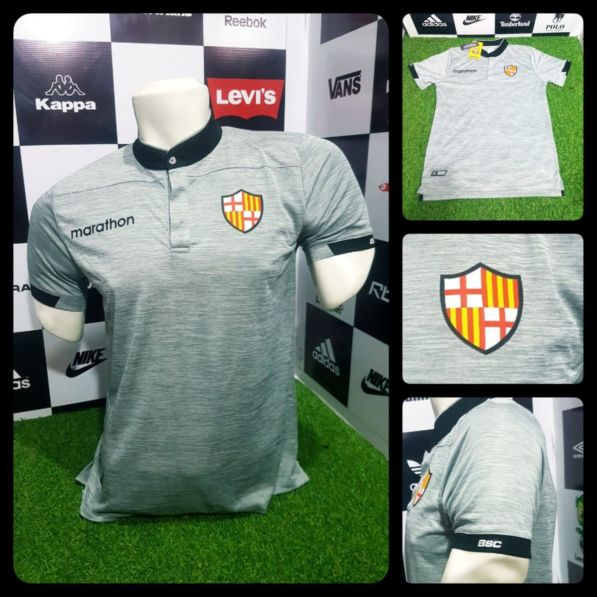 Camiseta 2019 Barcelona Sporting Club De Ecuador Bsc Ídolo D - U S ... 61c428be4a9