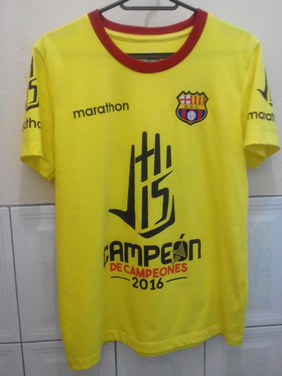 camiseta barcelona sporting club bsc 2016 talla s. Cargando zoom. 26ef8a3e8a93e