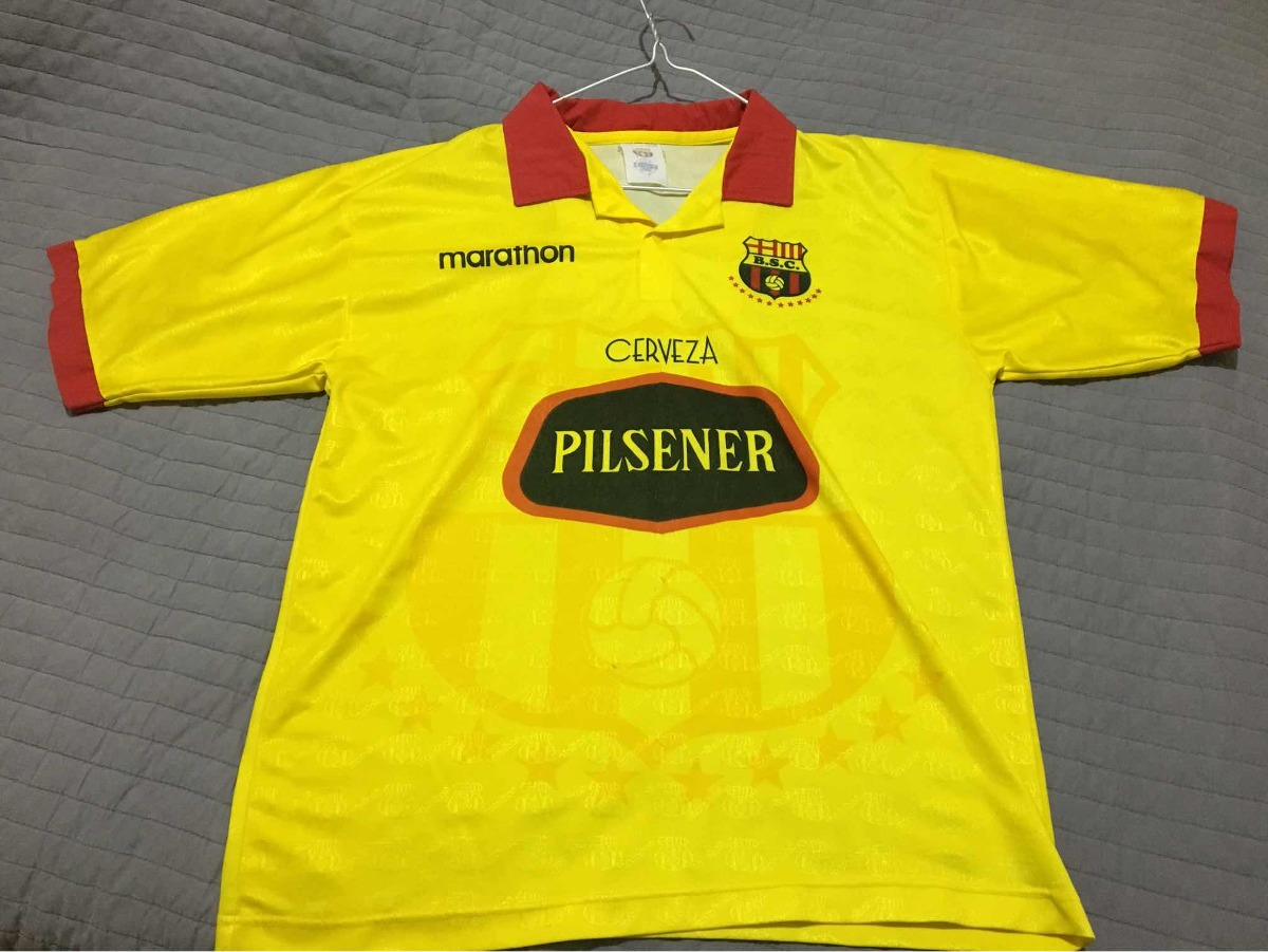 camiseta barcelona sporting club original 1997. Cargando zoom. 719bbd429a5