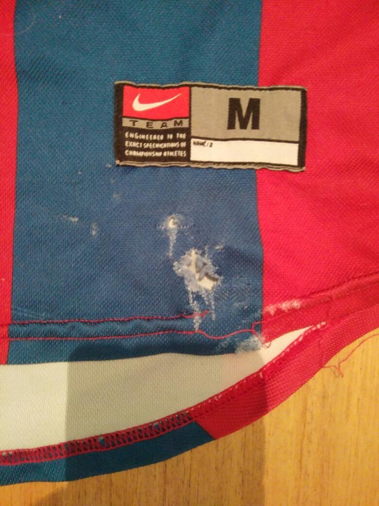 camiseta barcelona talle m oferta. Cargando zoom. 50a3afd1870