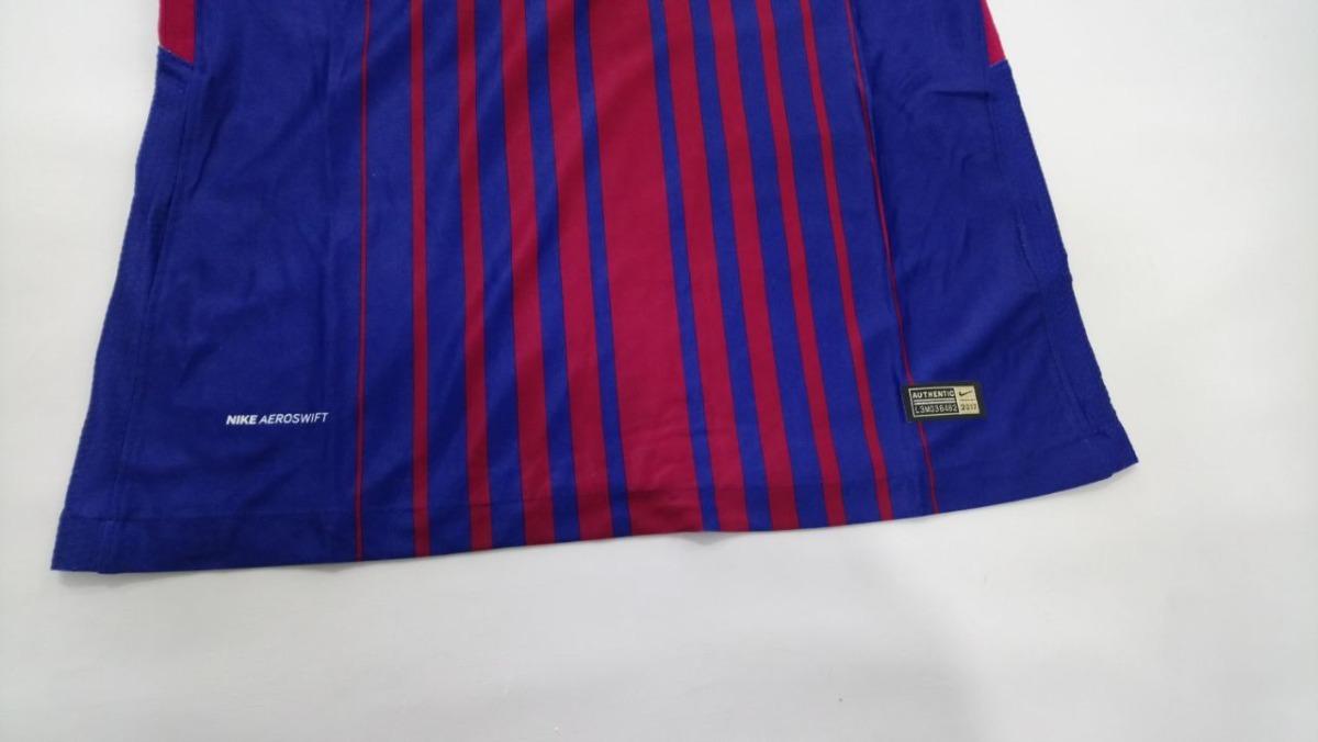52b2765b3b153 Camiseta Barcelona Tipo Player Messi Liga Bbva Original -   265.000 ...