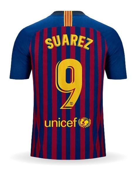 307d35dd5b Camiseta Barcelona Titular 2019 Luis Suarez -   2.099