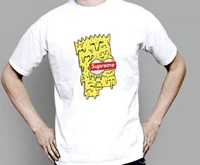 bc9a166dcdfd Supreme Masculino - Camisetas e Blusas com o Melhores Preços no Mercado  Livre Brasil