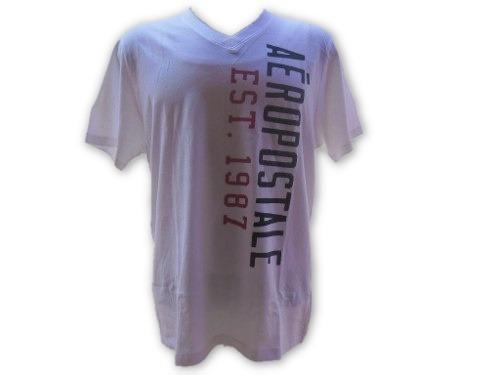 b48a16bf81ce8 Camiseta Básica Aeropostale Original Tamanho G - R  94