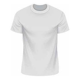Camiseta Básica Bordada