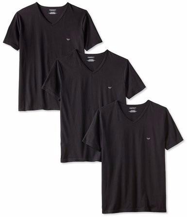 f2f77a57e5d Camiseta Básica Emporio Armani V-100% Original- Ver Tamanhos - R ...