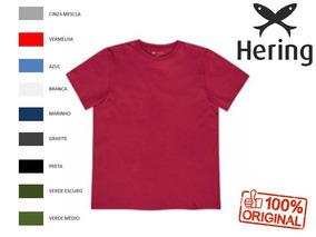 a50f232dac Camiseta Hering Camisetas Masculino Manga Curta - Camisetas e Blusas ...
