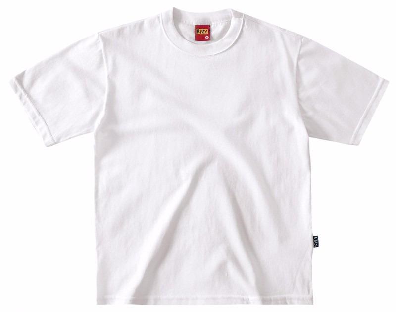 camiseta básica infantil menino branca kyly k205958. Carregando zoom. a27c5e32bf8