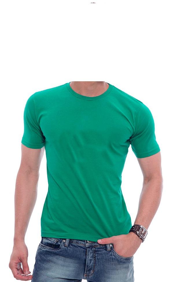 Camiseta Básica Masculina-  frete Mais Barato - R  24 354b474a066fe