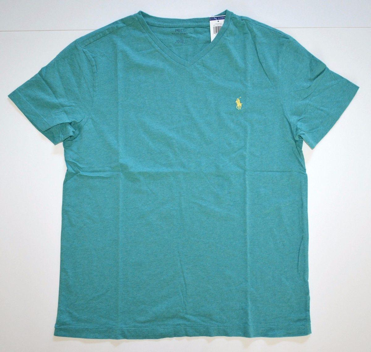 camiseta básica polo ralph lauren tamanho gg   xl original. Carregando zoom. 9d898b28f82