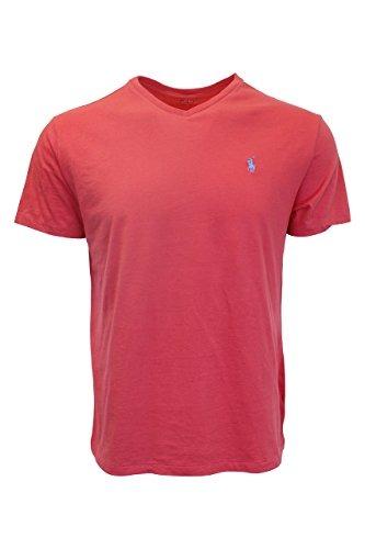 f6e087ffbf47e Camiseta Básica Polo Ralph Lauren Tamanho Ggg   Xxl Original - R ...