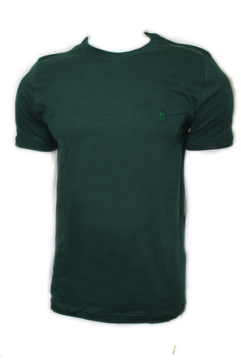 866eac7736d47 camiseta básica polo wear verde original p000029881. Carregando zoom.