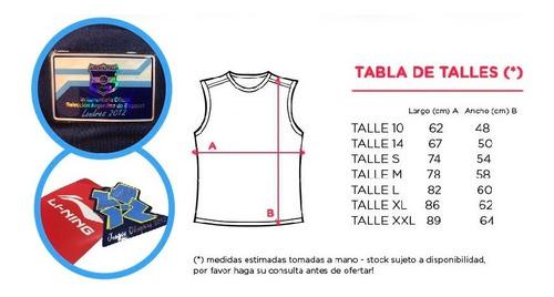 camiseta basket basquet argentina ginobili scola adulto niño