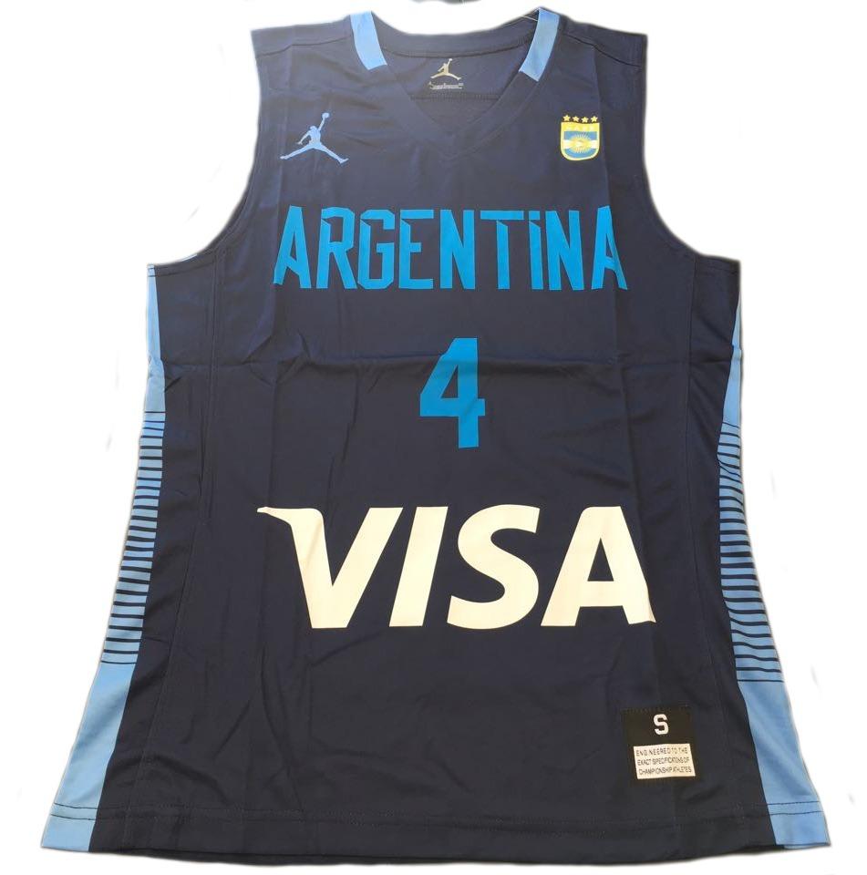 a7436d78ec2dd Camiseta basquet argentina suplente nueva scola cargando zoom jpg 951x960  Camiseta de basquet argentina